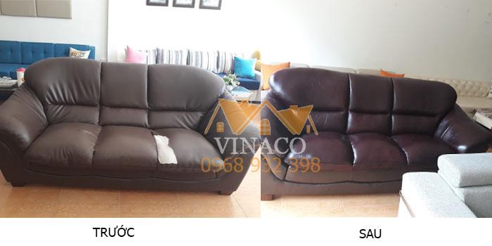 Bọc ghế Sofa nào tốt hơn: Vải hay Da?