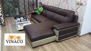 Bọc lại ghế sofa ở Linh Đàm