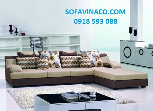 Các loại bọc ghế sofa nỉ tại nhà ở VINACO