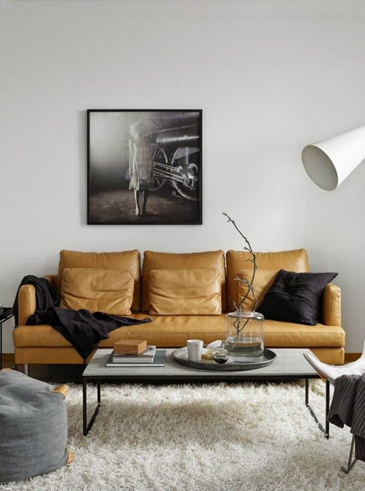 Cách chọn mua ghế sofa da cổ điển