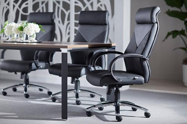Cách để ghế văn phòng của bạn sau khi bọc lại thoải mái hơn