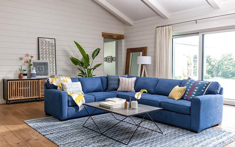 Cách khử mùi và vệ sinh bọc ghế sofa nỉ cho mùa Giáng Sinh