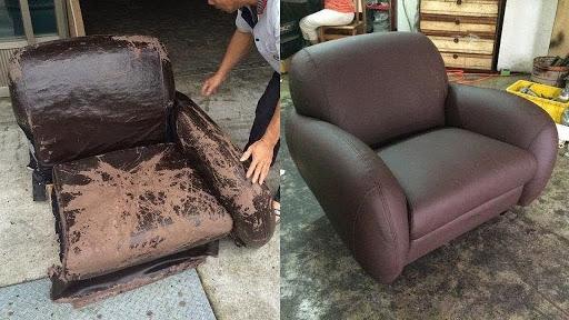 Cách làm mới cho sofa một cách nhanh chóng