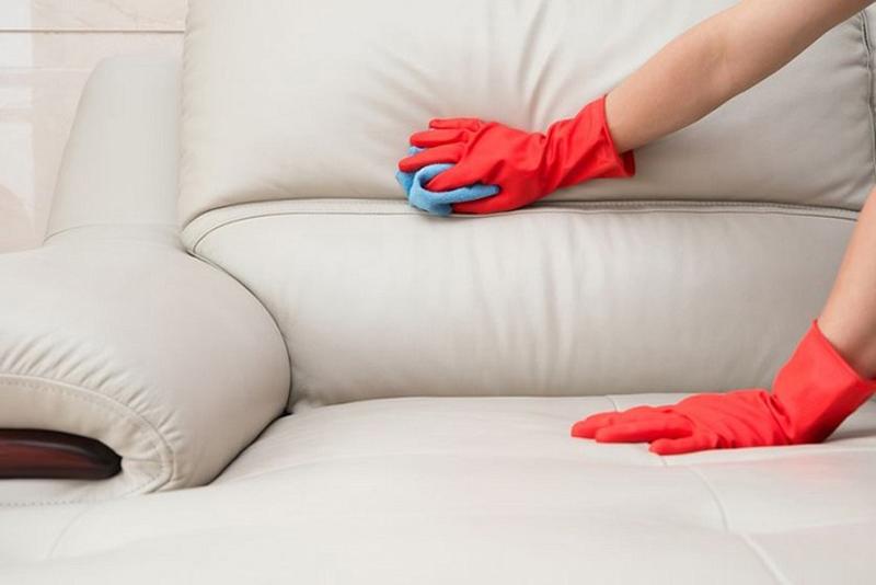 Cách làm sạch ghế sofa da hiệu quả và mẹo phân biệt sofa da chất lượng