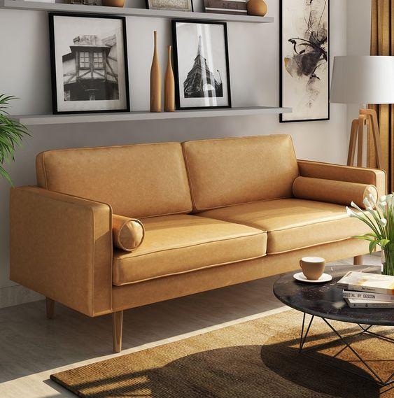 Cách phân biệt chất liệu da bọc ghế sofa