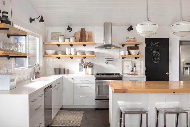 Cách sắp xếp gian bếp gọn gàng và tiện sử dụng