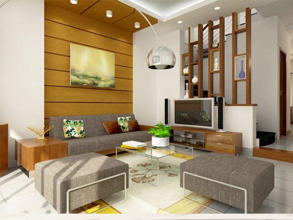 Cách sắp xếp phòng khách hiện đại và đẹp mắt nhất
