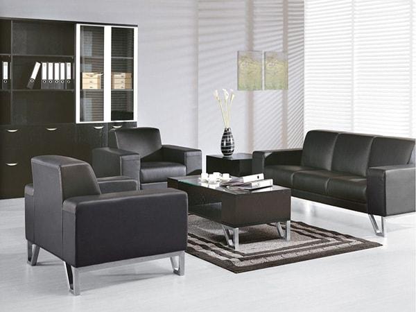 Cấu tạo một chiếc ghế sofa da và lựa chọn bọc ghế sofa da đẹp