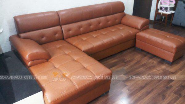 Chất liệu bọc ghế sofa đa dạng tại Vinaco