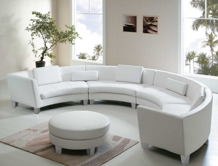Chọn ghế sofa góc cho không gian hiện đại