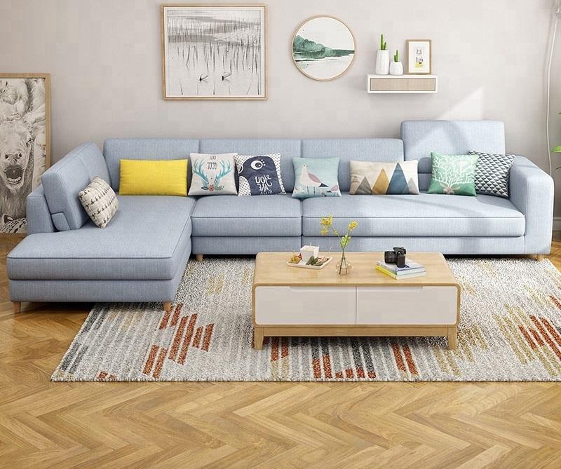 Chọn màu bọc ghế sofa may mắn cho phong thủy của ngôi nhà