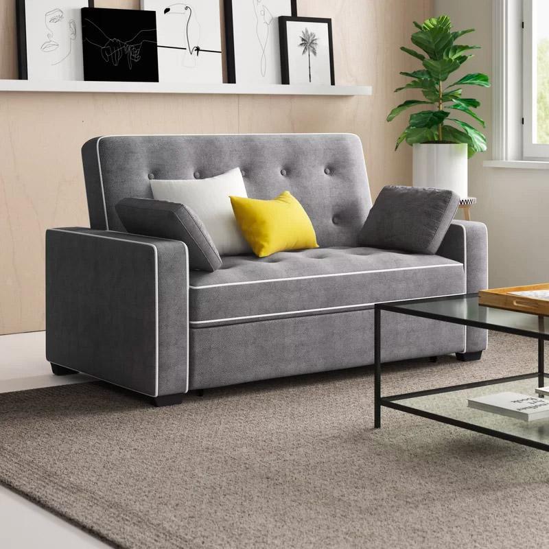 Chọn sofa mini siêu tiện lợi cho không gian vừa và nhỏ