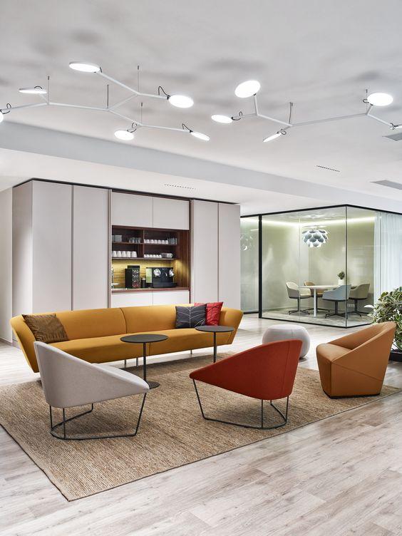 Chọn sofa văn phòng chuyên nghiệp