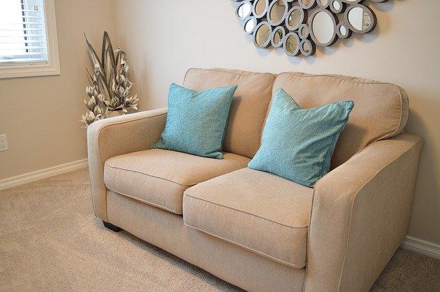 Chọn vải bọc ghế sofa bạn cần chú ý những điều sau