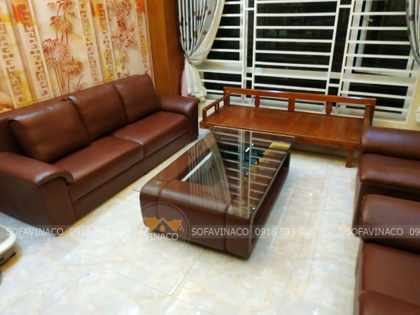 Dịch vụ bọc ghế sofa sang trọng dành cho khách hàng sành điệu