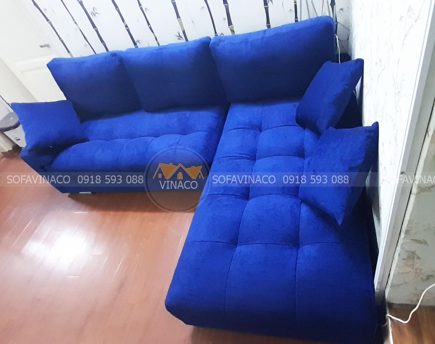 Dịch vụ bọc ghế sofa vải chuyên nghiệp giá tốt tại phường Nghĩa Tân, Cầu Giấy, Hà Nội