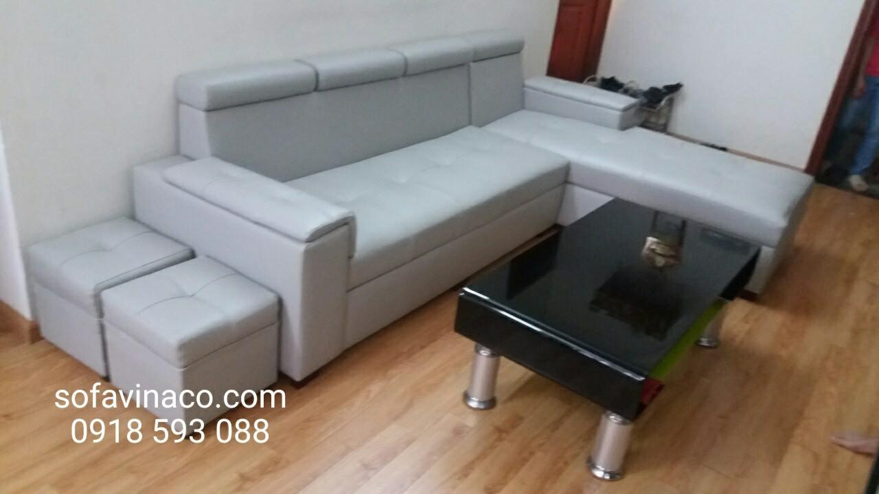 Độc đáo với ý tưởng tân trang lại ghế sofa đơn giản mà ấn tượng