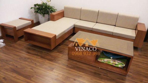 Ghế sofa cũ kĩ sởn màu đừng lo vì đã có dịch vụ bọc ghế sofa của Vinaco
