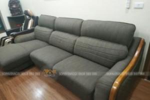 Ghế sofa da ở Hà Nội và dịch vụ bọc ghế sofa đáng tin cậy