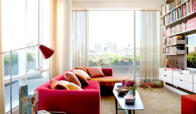 Gia chủ mệnh Hỏa nên chọn bọc ghế sofa màu gì để tăng tài lộc