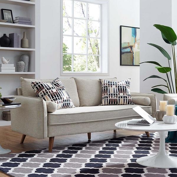 Hướng dẫn cách phân biệt các loại vải được sử dụng để bọc ghế sofa