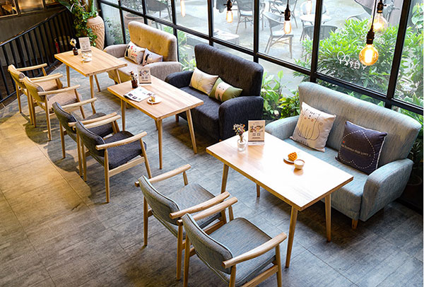 Hướng dẫn lựa chọn ghế sofa chờ dành cho nhà hàng sang trọng
