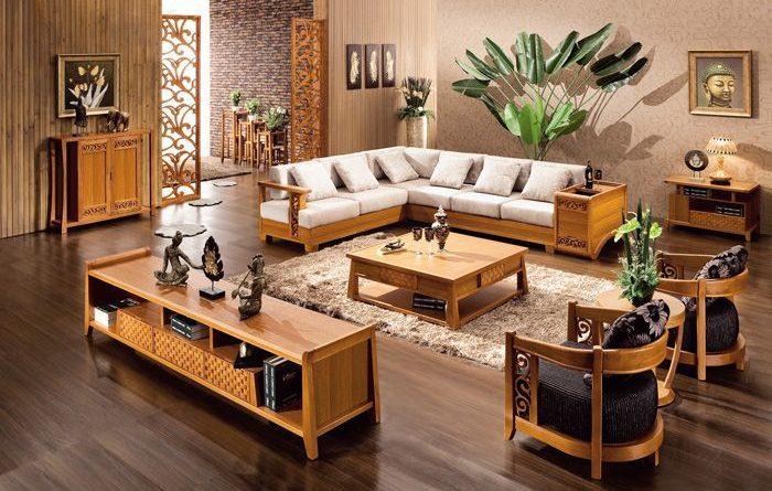 Khẳng định bản thân cùng bộ ghế sofa gỗ sang trọng