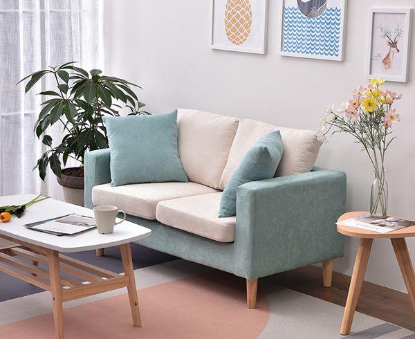 Kinh nghiệm lựa chọn ghế Sofa cho không gian phòng khách nhỏ