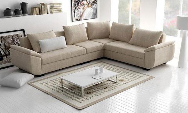 Kinh nghiệm lựa chọn vải bọc lại sofa đã củ