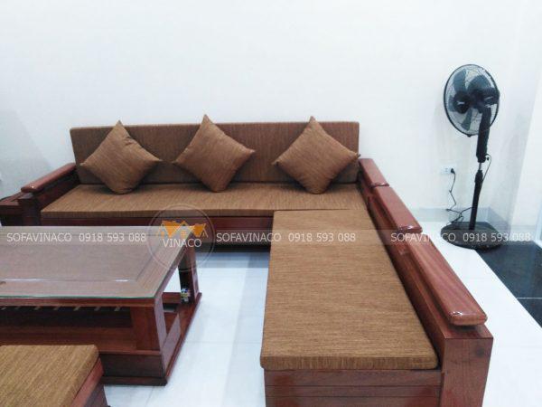 Làm đệm ghế gỗ – Sản phẩm cần thiết của mọi nhà