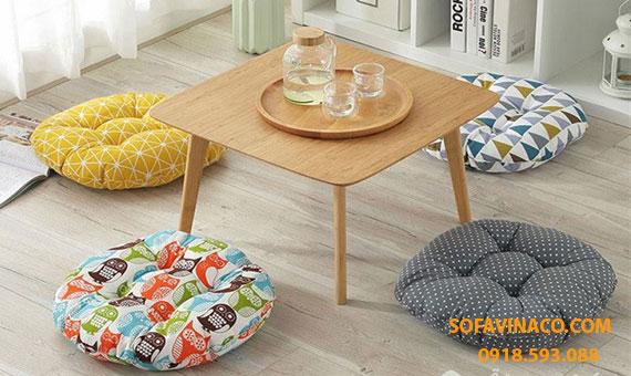 Làm đệm ghế gỗ tại nhà với các vật liệu siêu dễ tìm