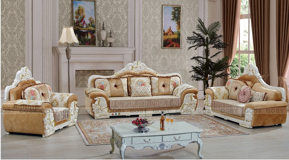 Làm mới bộ sofa nhà bạn theo nhiều phong cách bọc ấn tượng
