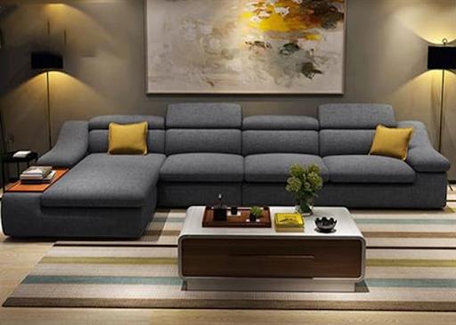 Loại vải bọc ghế sofa nào dễ vệ sinh nhất?