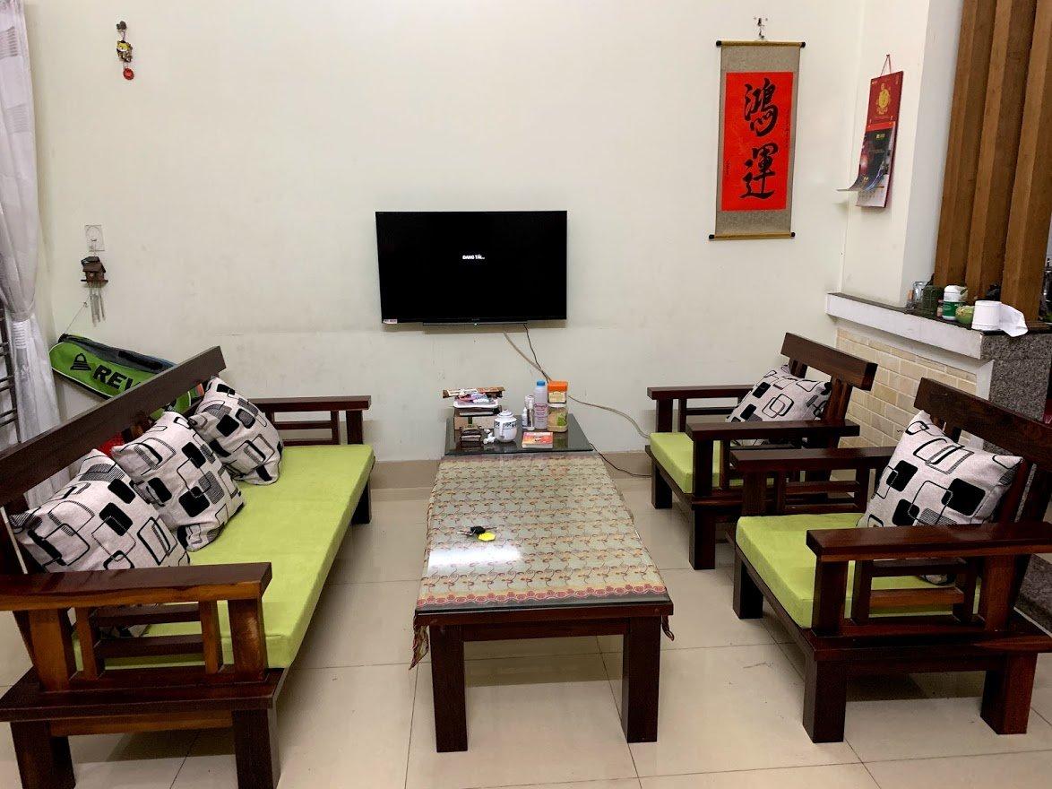 Lựa chọn đệm ghế gỗ hoàn hảo cho phòng khách nhà bạn