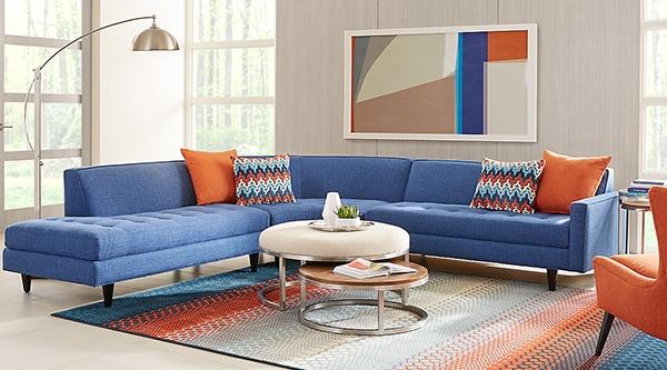 Lựa chọn vỏ bọc ghế sofa phù hợp với mệnh gia chủ