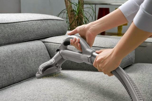 Lưu ý cần biết khi vệ sinh ghế sofa