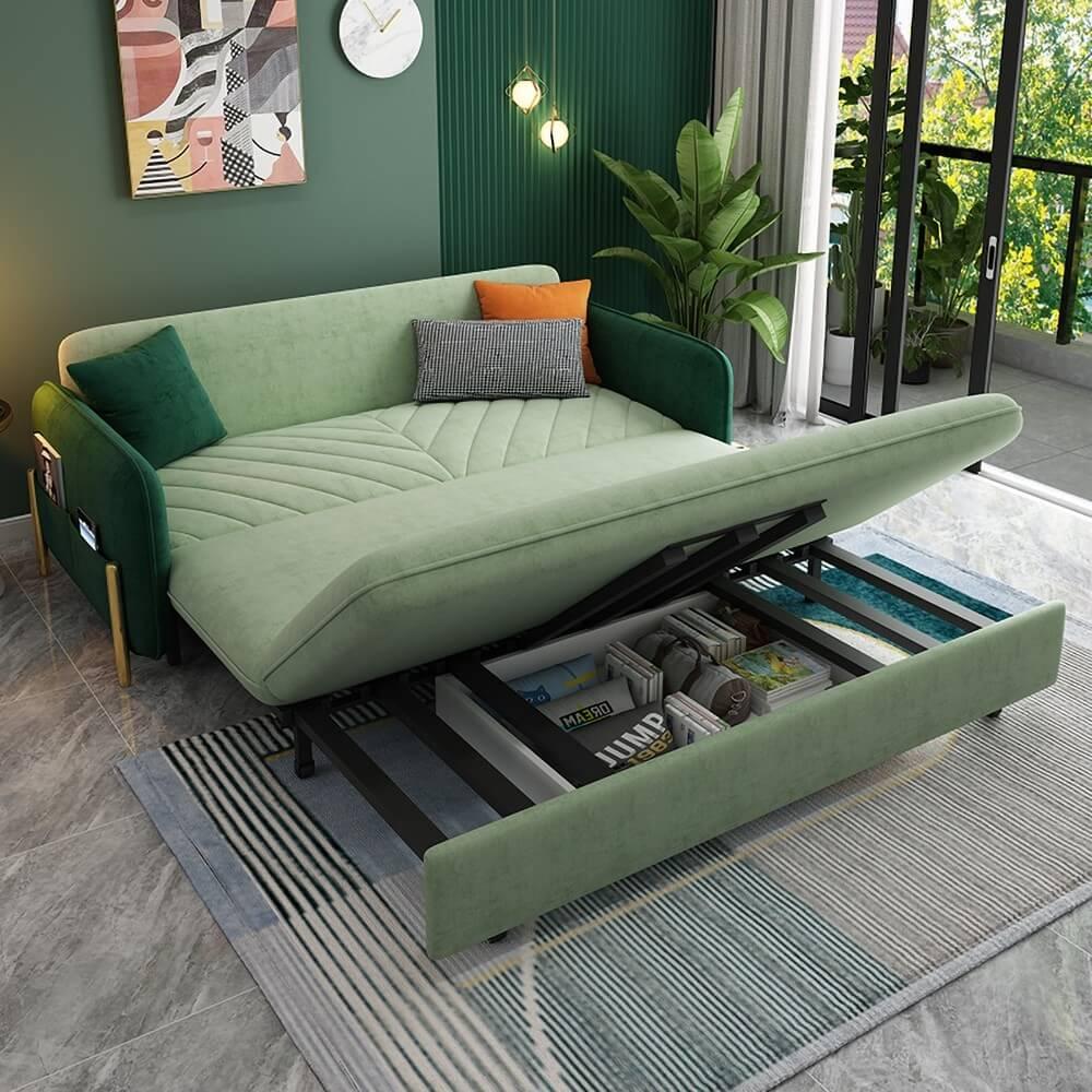 Lý do sofa giường ngày càng được sử dụng phổ biến