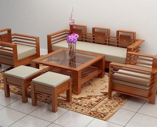 Mách bạn một số ưu điểm khi lựa chọn bọc ghế gỗ