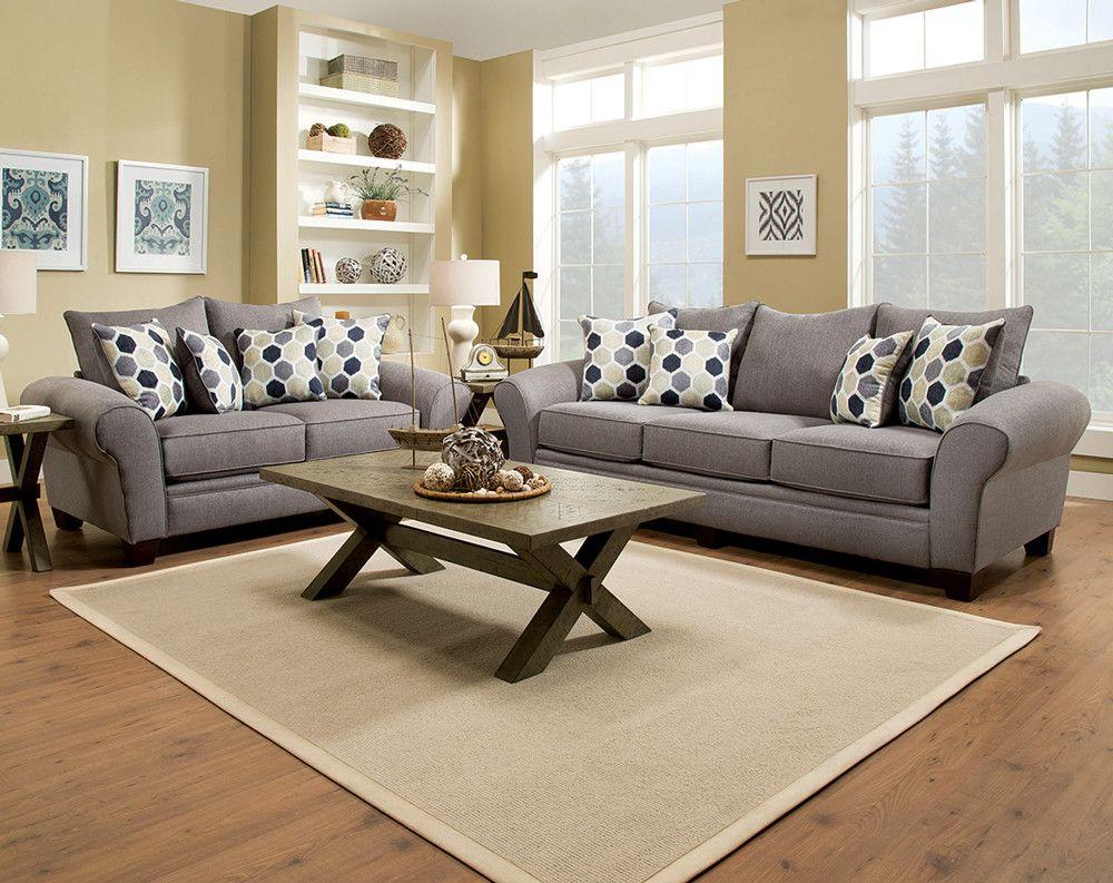 Một số cách phối màu bọc ghế sofa cho phòng khách của bạn