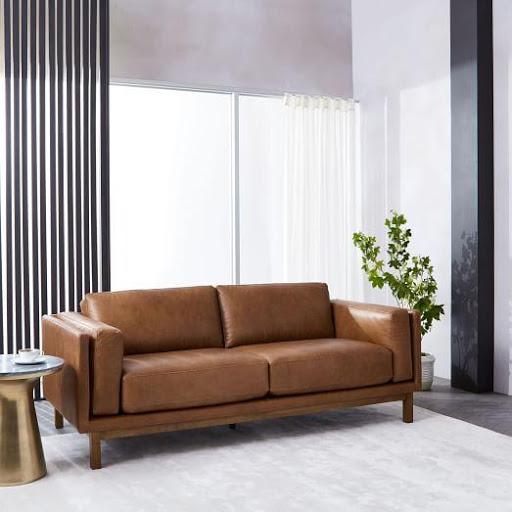 Một số gam màu của sofa da thật 100% được nhiều người ưa chuộng hiện nay