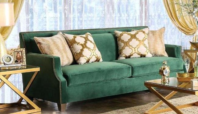 Nên chọn chất liệu ghế sofa da như thế nào là phù hợp