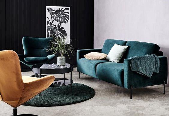 Những điều cần biết về sofa nhung trước khi mua hoặc bọc ghế sofa