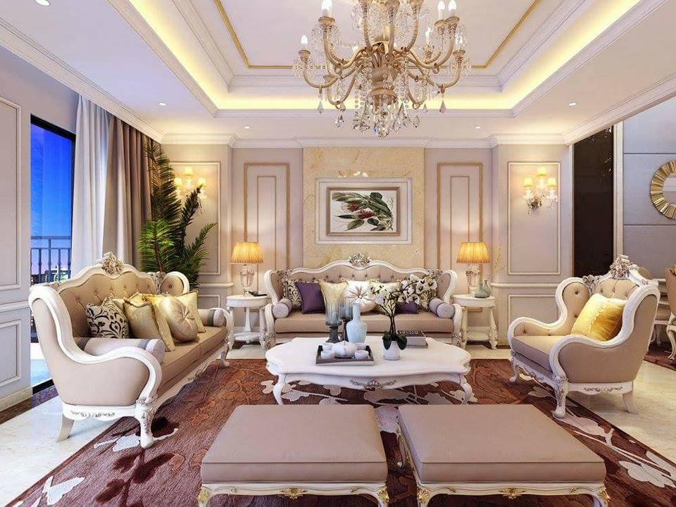 Những lưu ý khi chọn ghế sofa cổ điển cho không gian nhà bạn