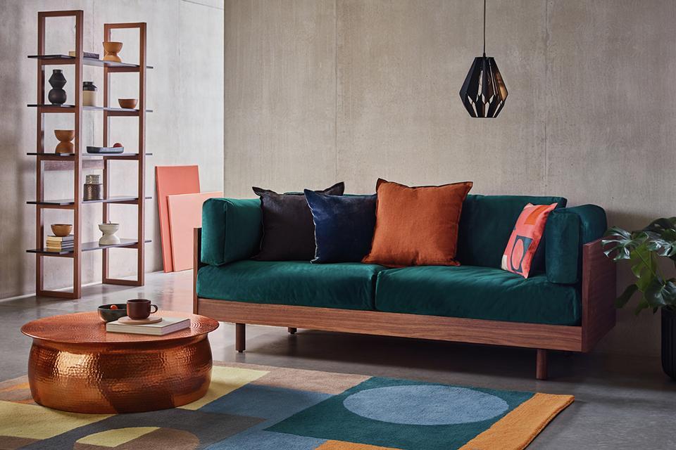 Những mẫu đóng ghế sofa khiến phòng khách vừa đẹp vừa độc