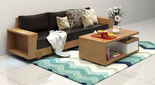 Những mẫu đóng ghế sofa tuyệt vời cho không gian có giới hạn