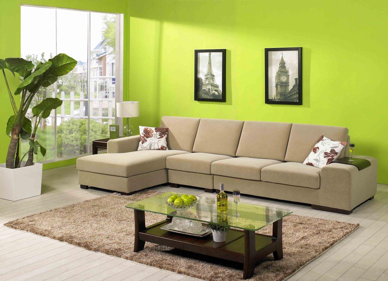 Những màu sắc ghế sofa phù hợp với mùa thu cho gia đình bạn