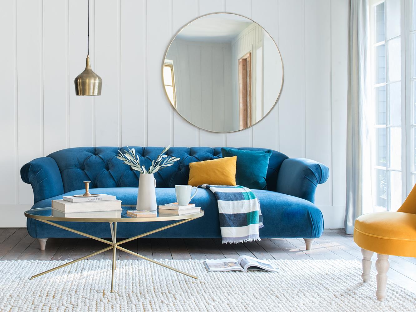 Những mẹo nhỏ để bố trí sofa sao cho phù hợp với không gian phòng khách