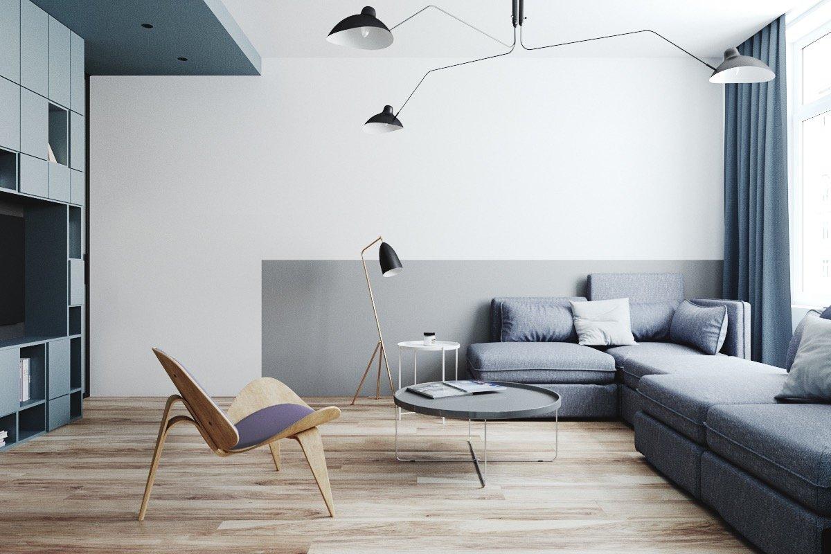 Những nguyên tắc bọc sofa phòng khách đẹp và sang trọng mà bạn nên biết