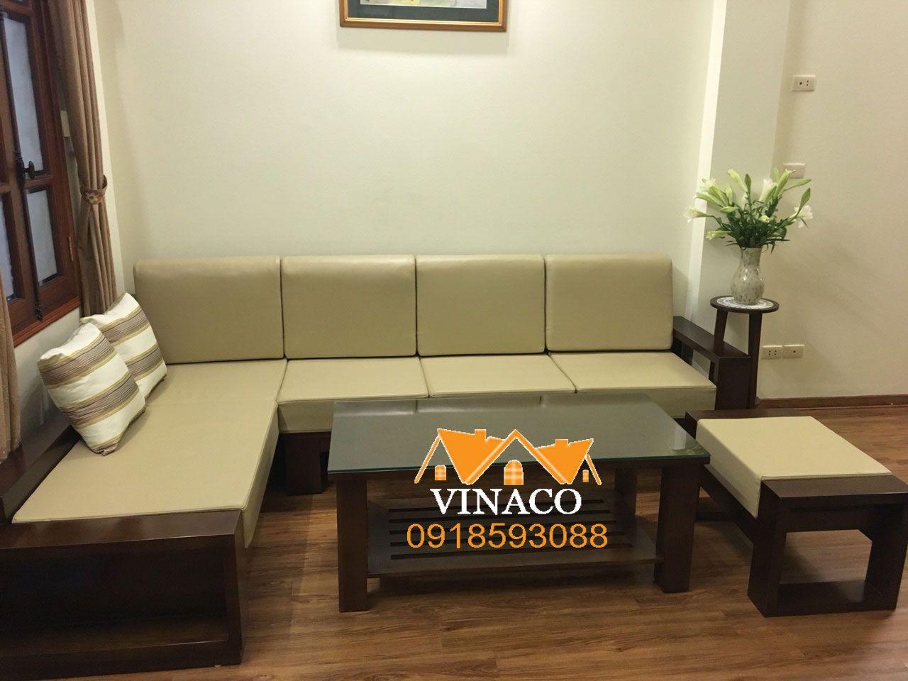 Những ưu điểm nổi trội khi làm đệm ghế gỗ cho không gian phòng khách