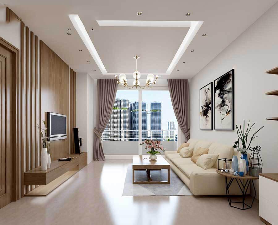 Phương pháp bày trí phòng khách thông minh và tiện dụng nhất